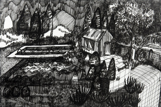 , 'Garden,' 2015, Galerie Bart