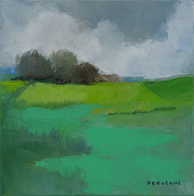 Philippe H. Dequesne, 'Square Meadow', Hugo Galerie