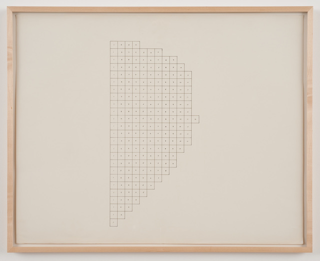 , 'Regression: Drawing #1, Group #2,' 1973-1974, Hammer Museum