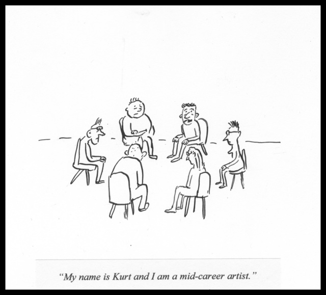 , 'Artoons: My Name is Kurt,' 2009, Kent Fine Art