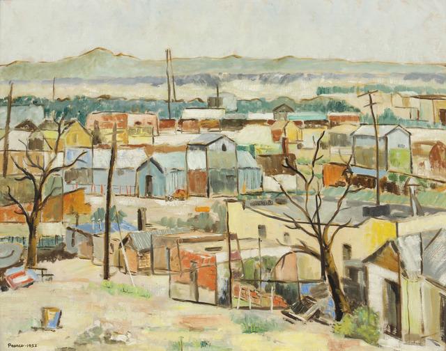 , 'Martineztown,' 1952, Addison Rowe Gallery