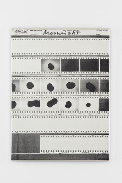 , 'Negative Moon,' 2016, Andréhn-Schiptjenko