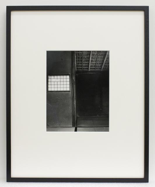 , 'Katsura Villa,' 1954, Peter Blum Gallery