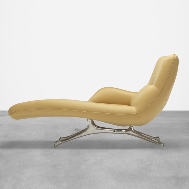 Vladimir Kagan Designs Inc., 'VK chaise', 1999, Wright