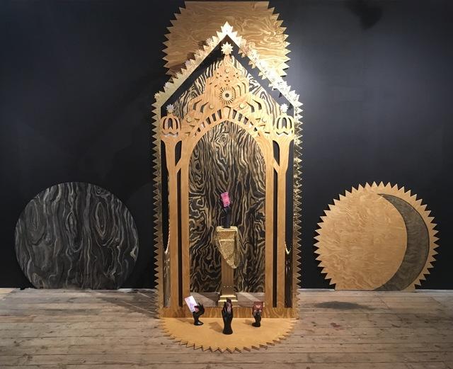 , 'Altar,' 2018, Deep Space Gallery