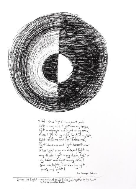Bill Viola, 'Bodies of Light', 2019, bo.lee gallery