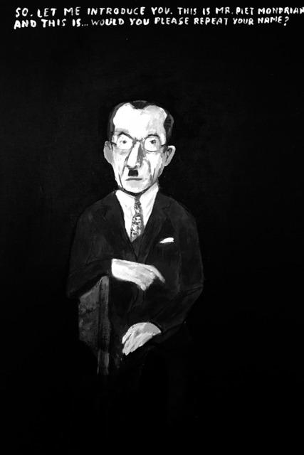 , 'Piet Mondrian,' 2018, Sapar Contemporary