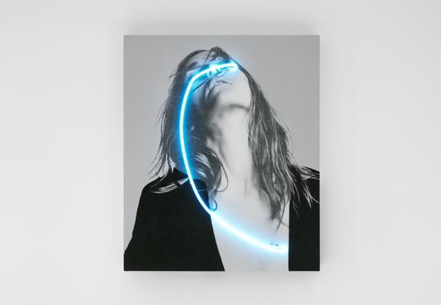 , 'Blindness Light Jealous of the Wind,' 2017, Galerie LeRoyer