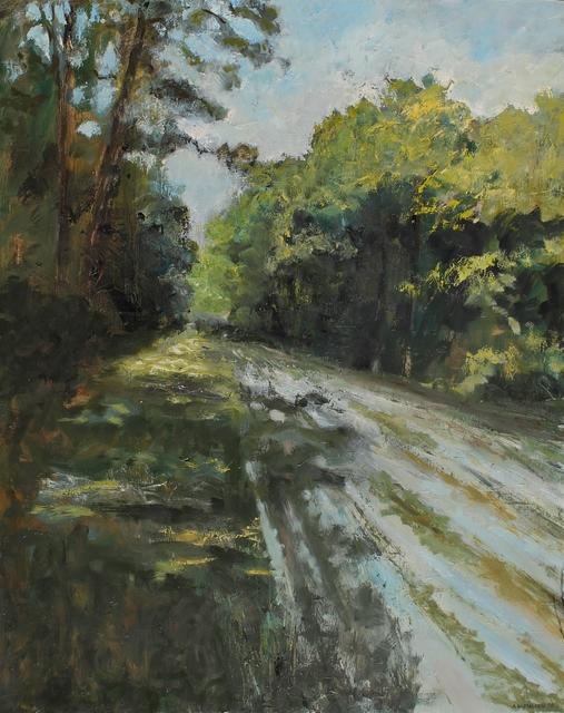 , 'Chemin forestier,' , Hugo Galerie