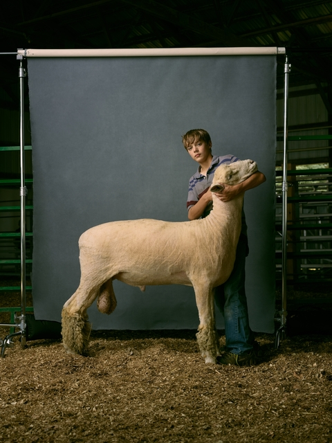 , 'Gabe and Buster, Clay County Fair, Minnesota, 2016,' 2016, Burnet Fine Art & Advisory