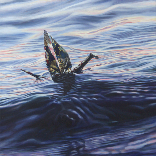 , 'Crane #45 (San Francisco, CA),' 2018, Louis K. Meisel Gallery