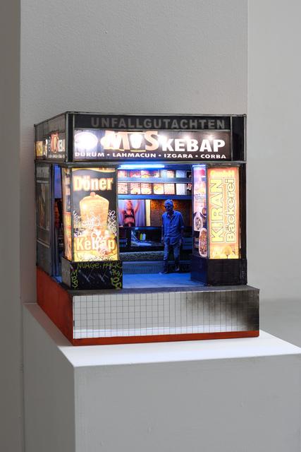 , 'MIS Döner Kebap,' 2018, Studio la Città