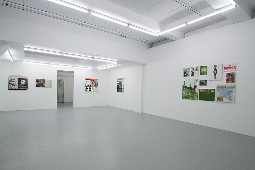 All the Brutes by Radek Szlaga at Harlan Levey Projects