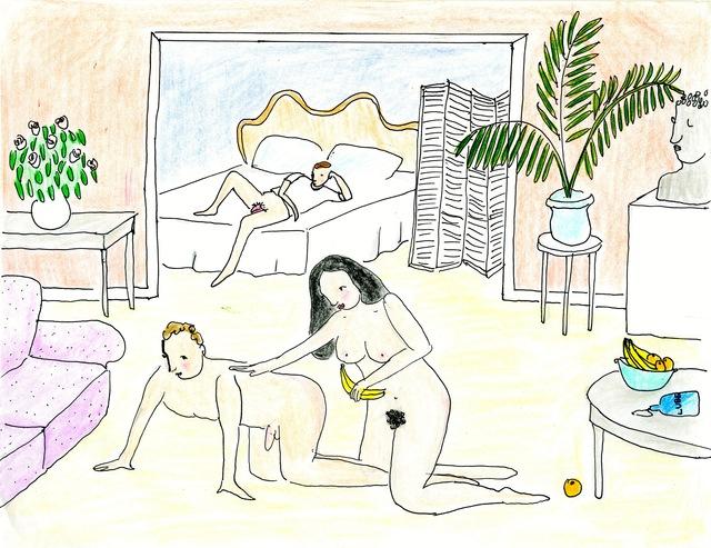 , 'Casual Encounter 1,' 2015, Projet Pangée