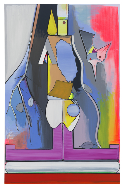 , 'Monument,' 2018, Tanya Bonakdar Gallery