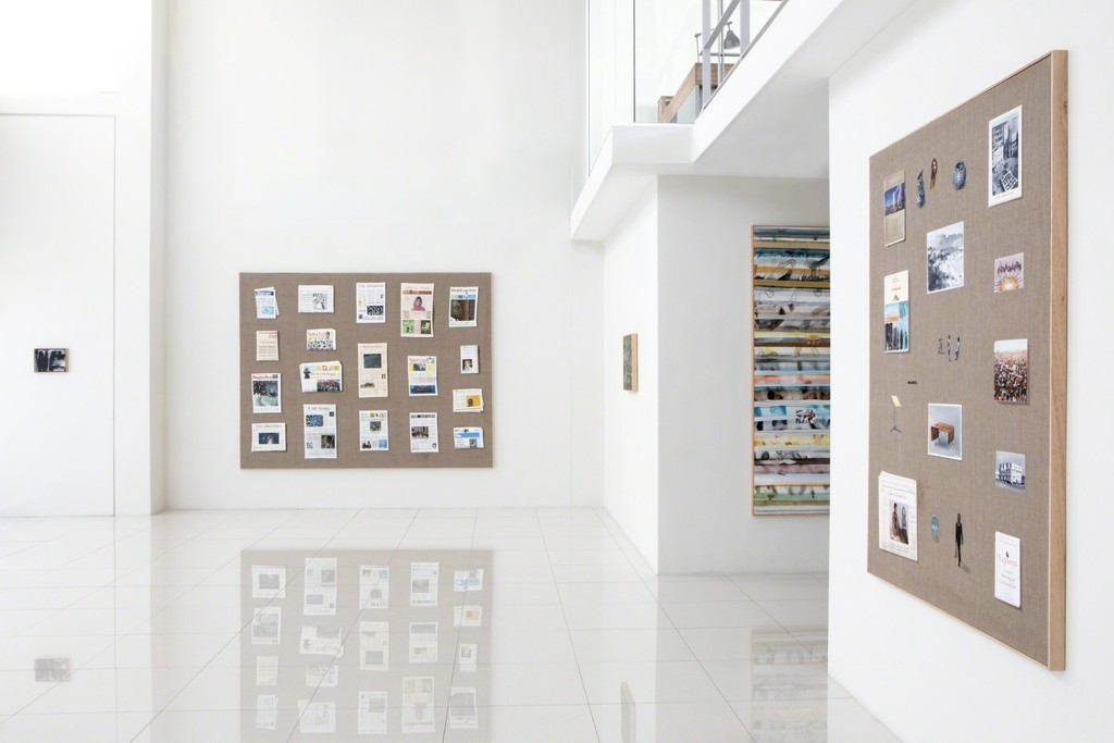 Tom Cullberg: Finding New Life in an Old Form installation