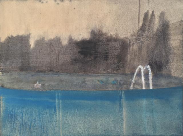 , 'Pool on Third Street,' 2016, bo.lee gallery