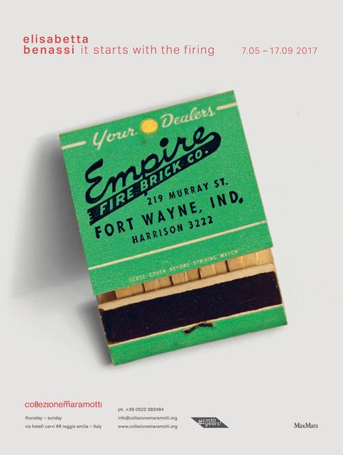 , 'Empire,' 2017, Collezione Maramotti