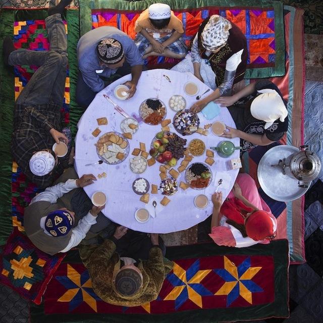 , 'A Feast - 2 ,' 2016, Andakulova Gallery