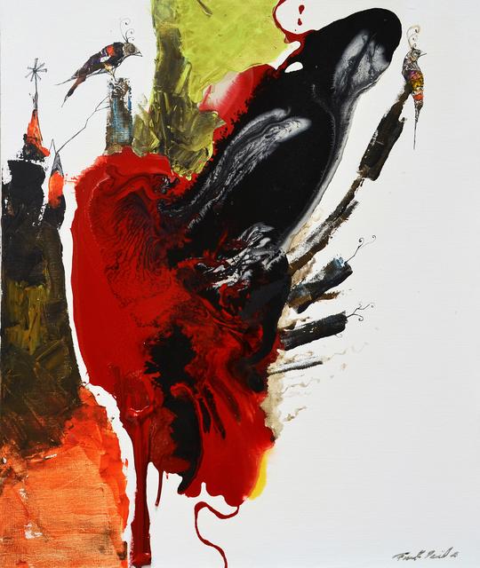 Frank David Valdés, 'Passage 2', 2018, Painting, Mixed media on canvas, ArteMorfosis - Cuban Art Platform