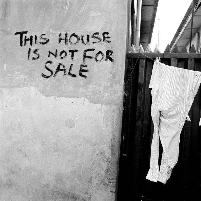 , 'Not For Sale,' 2011, Retro Africa