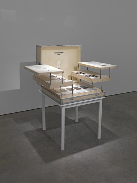 , 'Money Will Be Like Dross,' 2012, CFHILL