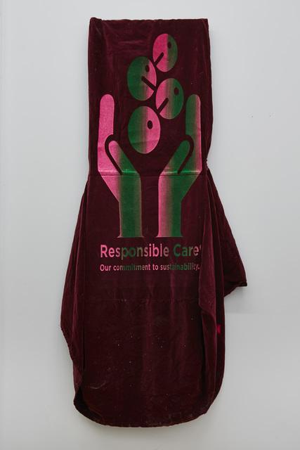 Stephen G. Rhodes, 'Responsible Chair 1', 2016, Sculpture, Mixed media, Isabella Bortolozzi Galerie
