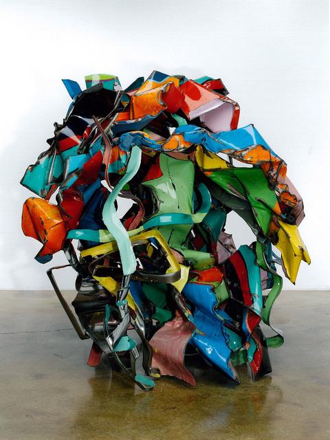 , 'Suede Dog Peas,' 2000, Rosenbaum Contemporary