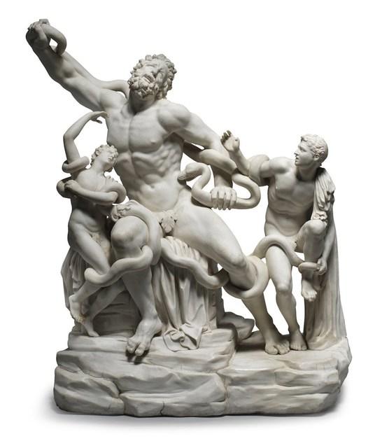 Filippo Tagliolini, 'Laocoon', ca. 1785, Robilant + Voena