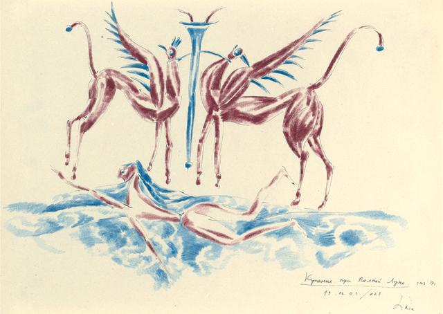 """, '""""Minoan series"""" 7,' 2001-2002, Krokin Gallery"""