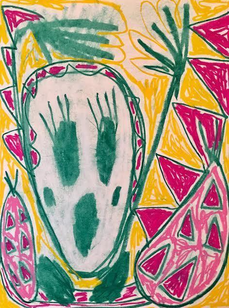 , 'Miami Howl,' 2016, Madelyn Jordon Fine Art