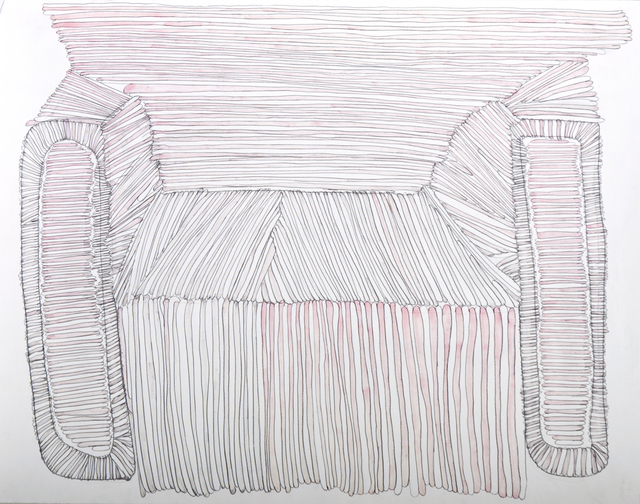 , 'Loveseat,' 2011, HATHAWAY | Contemporary Gallery