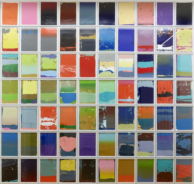 , '70 von o.T. (203),' 2016, Galerie Klaus Gerrit Friese