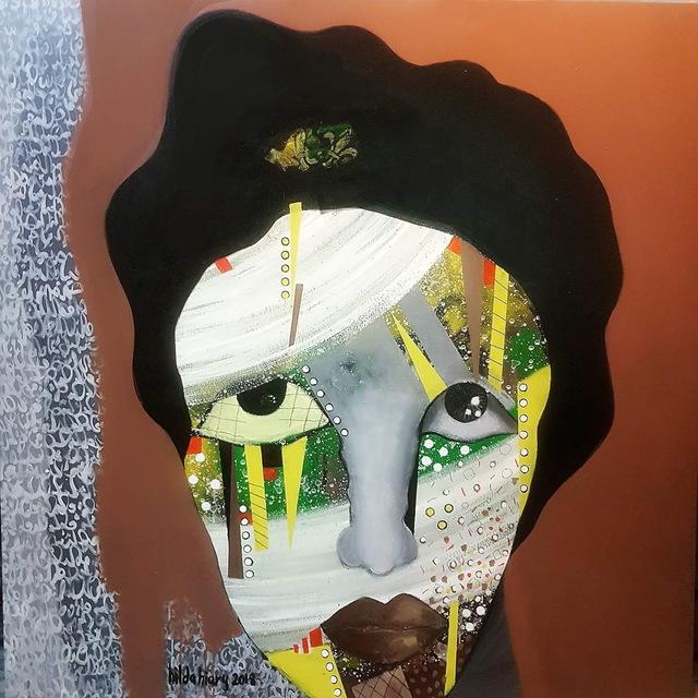 , 'Salma,' 2018, Orient Gallery