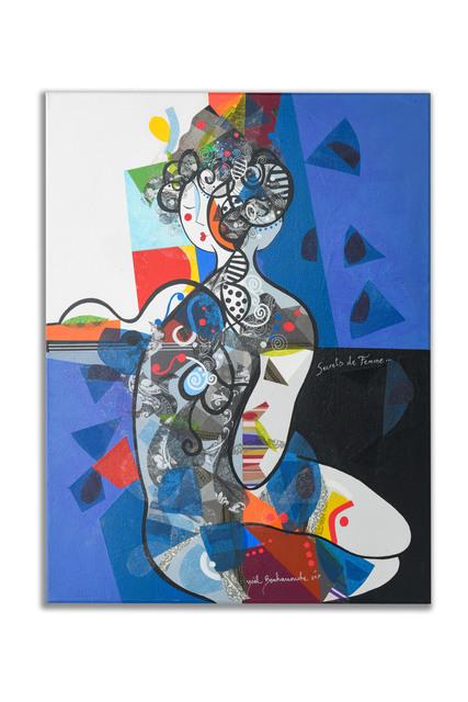 Yoël Benharrouche, 'Secrets de Femme ', 2019, Eden Fine Art