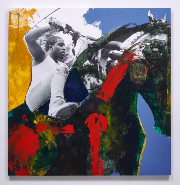 , 'Wheelin' (Collab),' 2017-2019, Brannan Mason Gallery