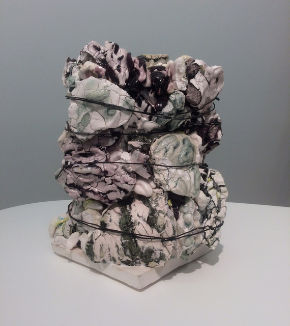, 'Crater,' 2016, P.P.O.W