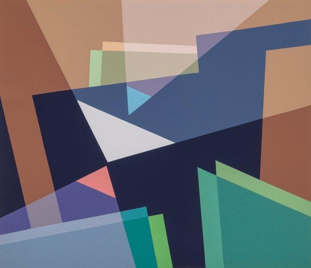Raymond Jonson, 'Oil No. 2', 1943, Heritage Auctions