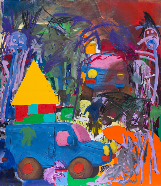 Jannis Varelas, 'VAN', 2018, Galerie Krinzinger