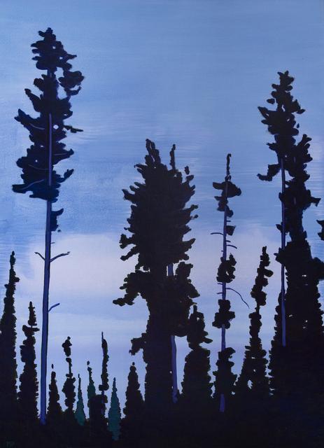 Mike Piggott, 'Purple Sky', 2017, Tayloe Piggott Gallery