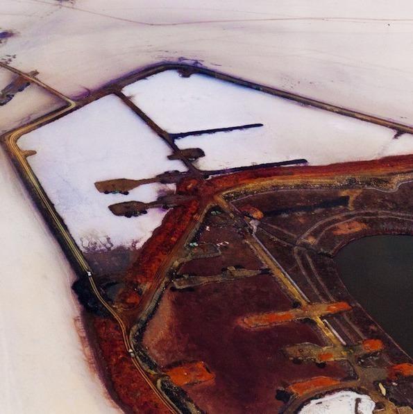 , 'Silver Lake Operations #15, Lake Lefroy, Western Austrailia, 2007,' , Caviar20