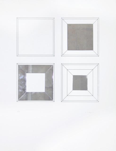 , 'Spiegel Installation II,' 1970-2012, Fils Fine Arts