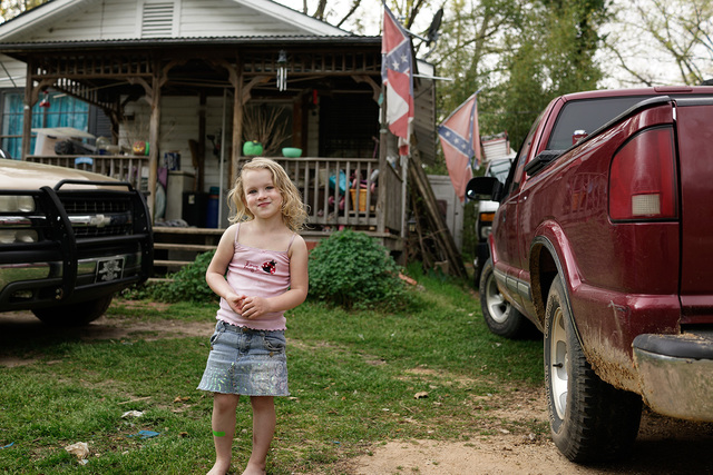 , 'Love Bug & Rebel Flag, Dallas County, AL,' 2017, Spalding Nix Fine Art