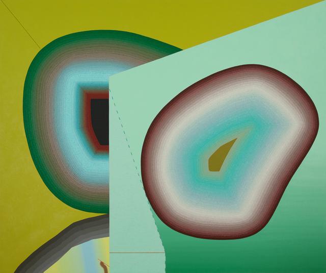 , 'Palindrome,' 2016, Holding House