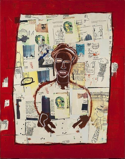 , 'Red Joy,' 1984, Antoine Helwaser Gallery