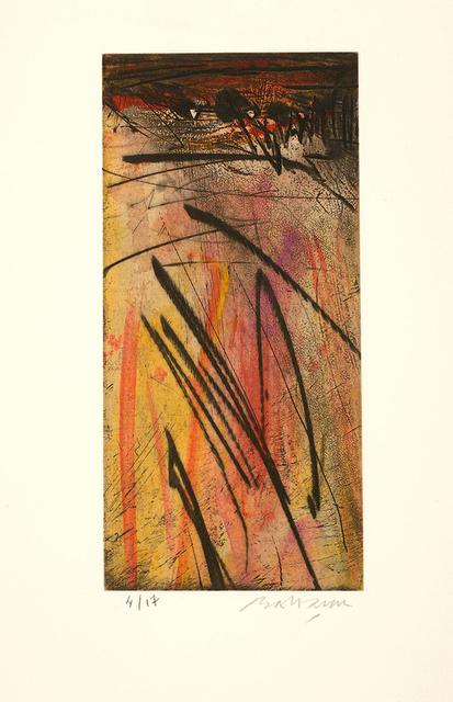 , 'Sans-titre,' 2000, Atelier-Galerie A.Piroir