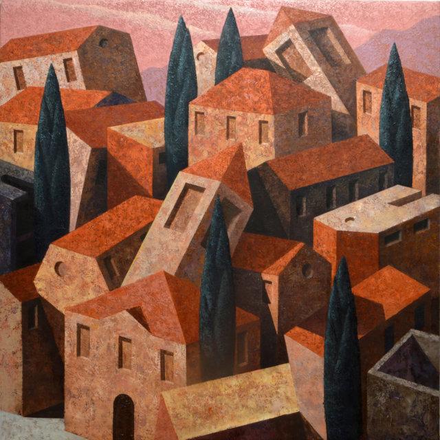, 'Villaggio,' , Nüart Gallery