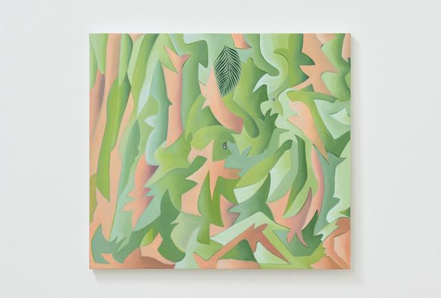 , 'Naufrago con Palma e Pappagallo / Castaway with Palm and Parrot,' 2015, Frutta