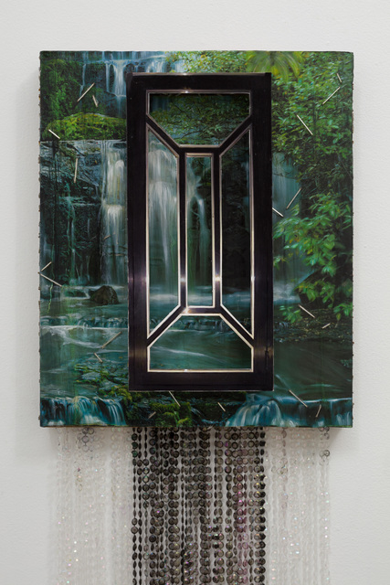 , 'Waterfall,' 2013, Klowden Mann