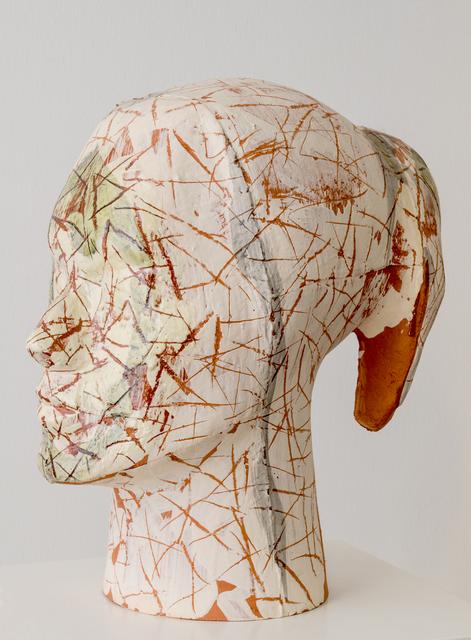 Xavier Mascaro, 'Ceramic Head', 2011, Beck & Eggeling
